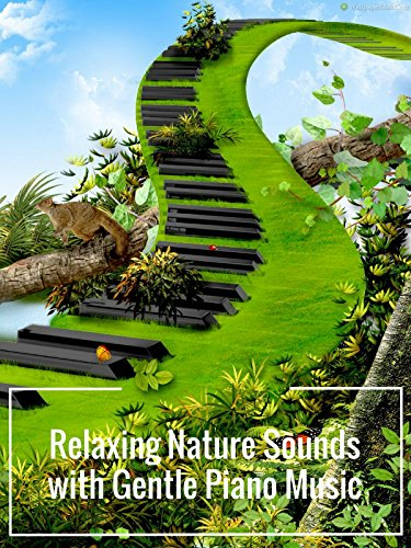 Relaxing Nature Sounds With Gentle Piano Music
