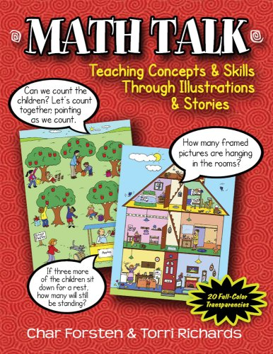 Math Talk: Teaching Concepts & Skills Through Illustrations & Stories, Grades PreK-1 PDF