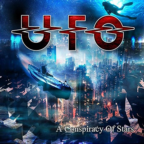 UFO-A Conspiracy Of Stars-LIMITED EDITION-CD-FLAC-2015-NBFLAC Download