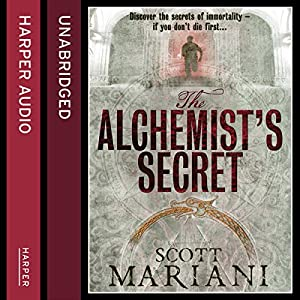 The Alchemist's Secret Audiobook
