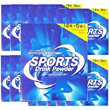 スポーツドリンクパウダー 粉末 1L用 1箱×5袋入り『20箱セット』(バイオフーズインターナショナル) ランキングお取り寄せ