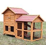 Kaninchenstall Kleintierhaus Hasenstall Kleintierkäfig Nr. 05