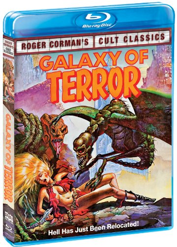 Galaxy of Terror: DVD Review