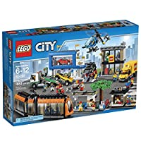 LEGO City Town 60097 City Square Building Kit