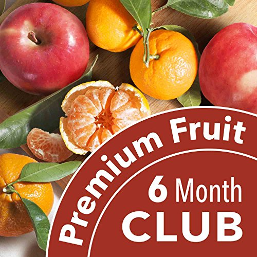 Golden State Premium Duo Monthly Fruit Club - 6 Month Club