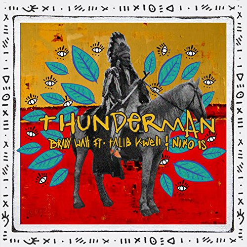 Thunderman (feat. Talib Kweli & Niko Is) [Explicit] hier kaufen
