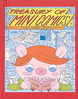 Treasury Of Mini Comics Volume 1