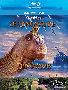 DINOSAUR - 2-DISC BD BILINGUE COMBO PACK (BD+DVD) [Blu-ray]