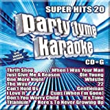 Party Tyme Karaoke: Super Hits 20