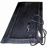 Cozy Products ICE-SNOW Ice-Away Heated Snow Melting Mat for Outdoor Use