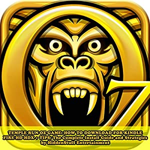 Temple Run Oz Game Audiobook