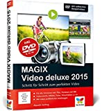 MAGIX Video deluxe 2015: Das Buch zur Software