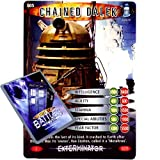Doctor Who - Single Card : Exterminator 005 Chained Dalek Dr Who Battles in Time Common Card