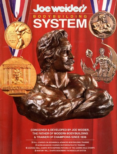 Joe Weider's Bodybuilding System/Book and Charts