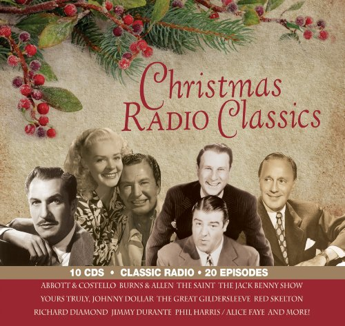 Christmas Radio Classics (Old Time Radio)