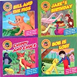 Phonics Storytime Library Set 1 ( Set of 4 Books) (Phonics Story Time Library)