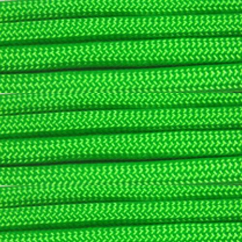 Paracord Planet 10', 25', 50', 100' Hanks & 250', 1000' Spools of Parachute 550 Cord Type III 7 Strand Paracord Over 200 Colors
