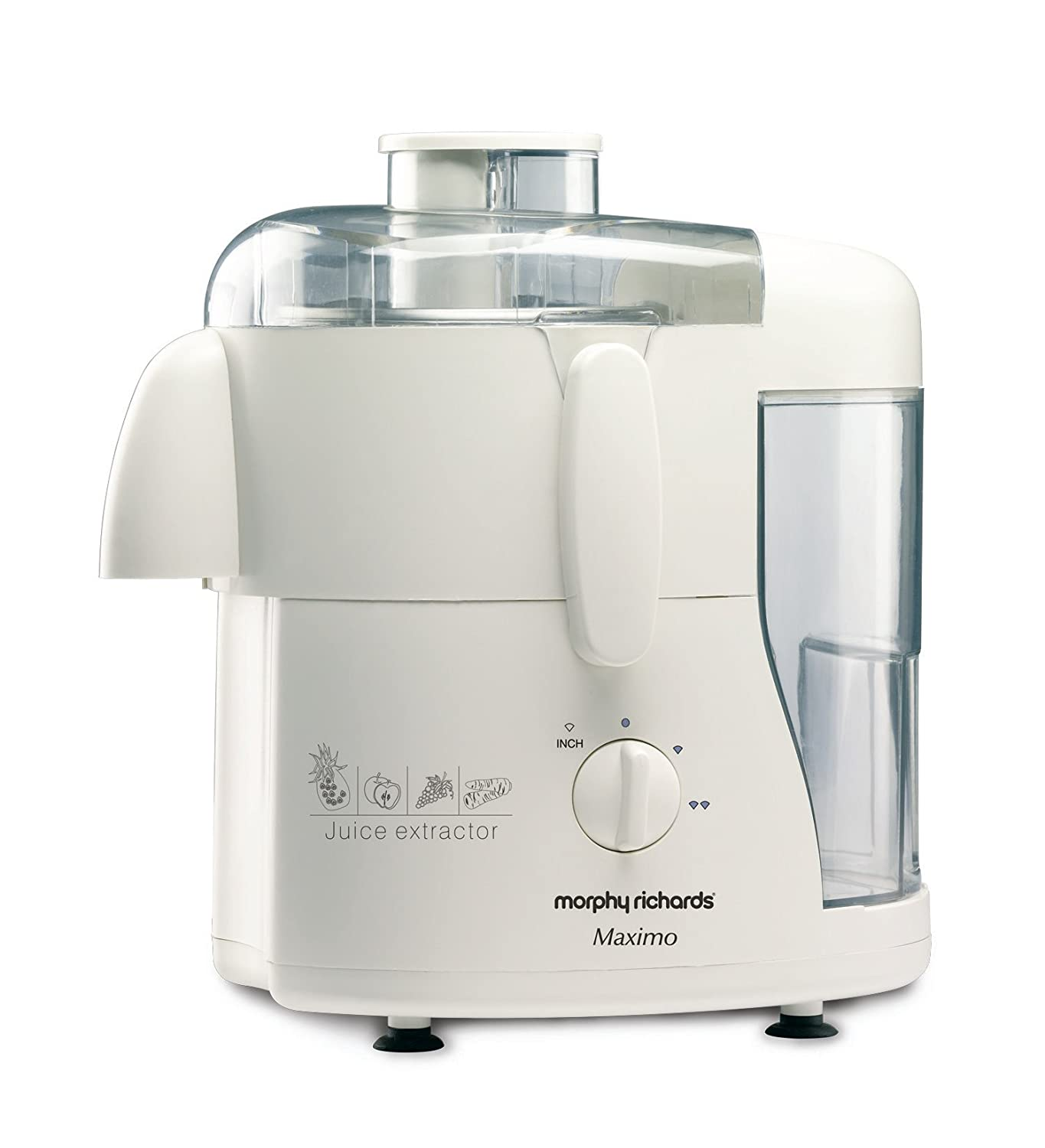 Morphy Richards Maximo 450-Watt Juice Extractor