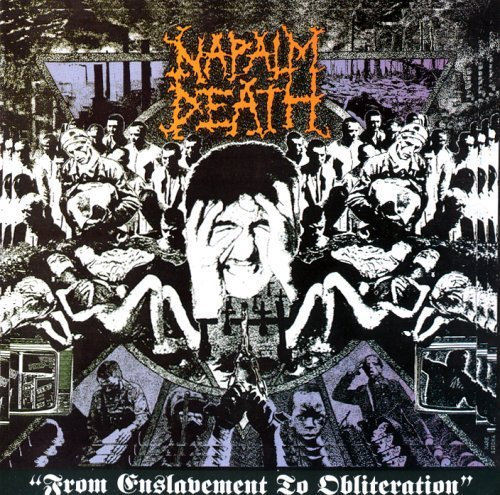 FROM ENSLAVEMENT by Napalm Death (2008-01-13)