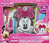 Tara Toy Minnie Mouse Sticker Memory Maker