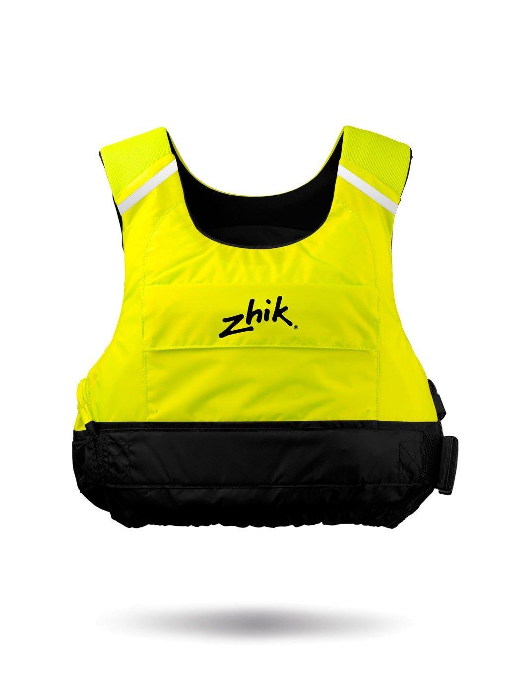 zhik pfd – Regattaschwimmweste neon gelb Größen Größe L günstig kaufen
