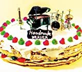Handmade(初回限定盤)(DVD付) [CD+DVD, Limited Edition] / WEAVER (CD - 2013)