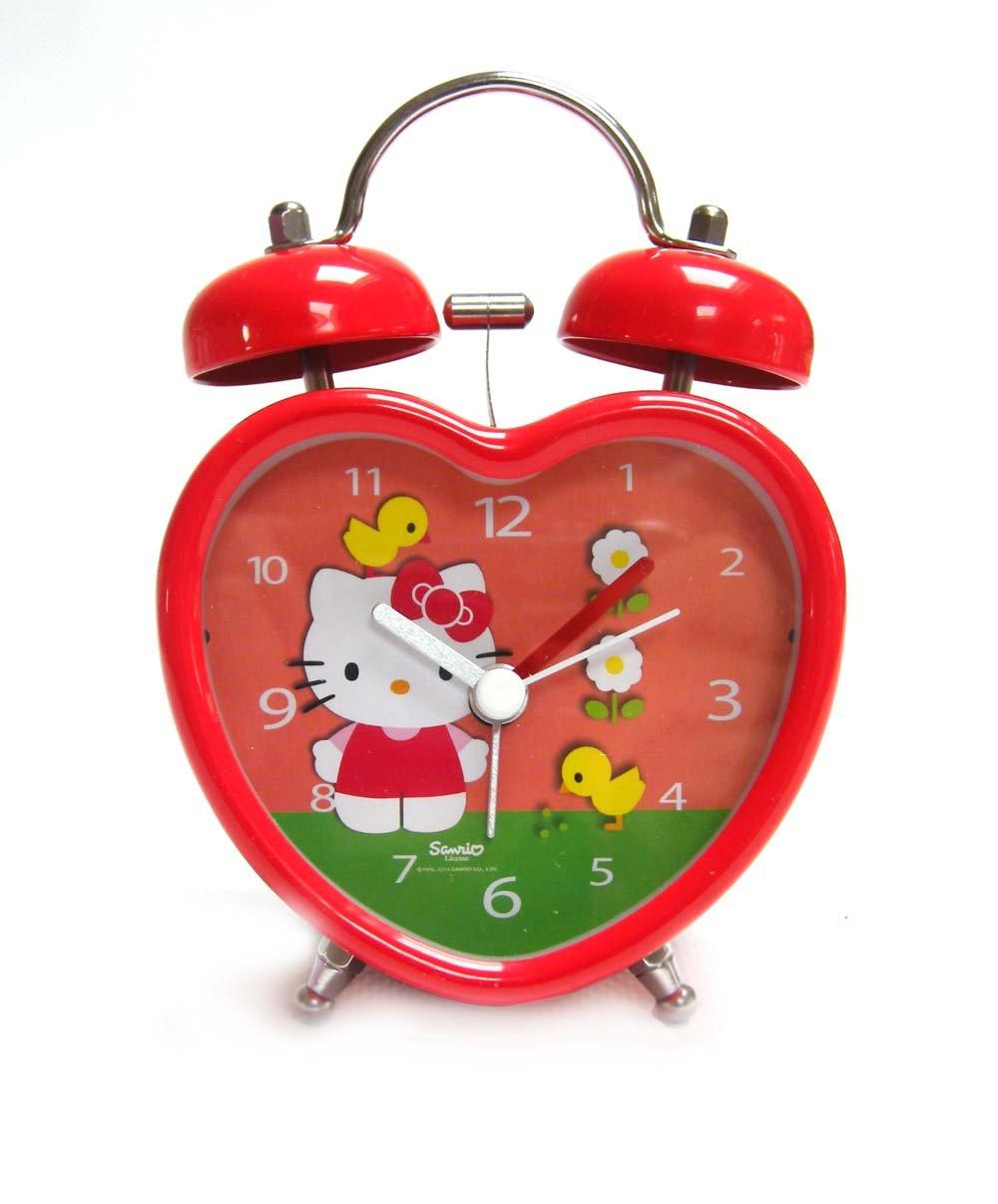 Unitedlabels 0811296 Hello Kitty – Wecker, Durchmesser 8,5 cm günstig bestellen