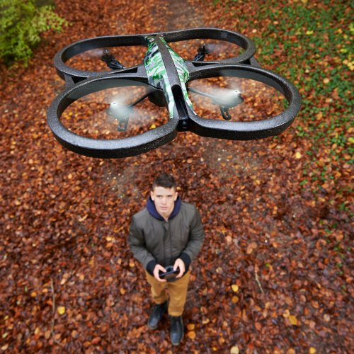 Parrot AR.Drone 2.0 エリート エディション ジャングル