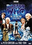 We have in hand Doctor Who: The Five...