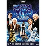 Doctor Who: The Five Doctors (Story 130) ~ Peter Davison