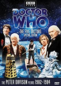Doctor Who: The Five Doctors (Story 130)