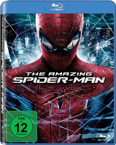 BD Remote Control / Amazing Spiderman BD Movie, PlayStation 3