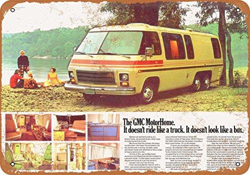 Buy Vintage Motorhomes Now!