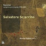 echange, troc  - Salvatore sciarrino nocturnes - intégrale des œuvres pour piano (1994 - 2001)