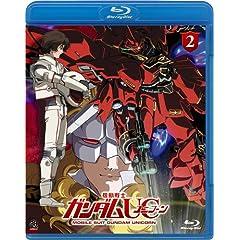 �@����m�K���_��UC(���j�R�[��) [Mobile Suit Gundam UC] 2 [Blu-ray]