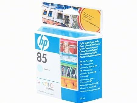 HP - Hewlett Packard DesignJet 130 NR (85 / C 9428 A) - original - Ink cartridge bright cyan - 69ml