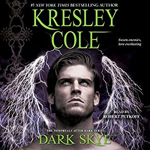 Dark Skye: Immortals After Dark, Book 15 Audiobook