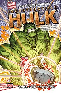 Indestructible Hulk, Vol. 2: Gods and Monster (Incredible Hulk) by Mark Waid, Walter Simonson and Matteo Scalera