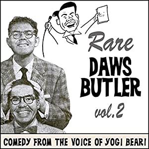 Rare Daws Butler, Volume 2 Radio/TV Program