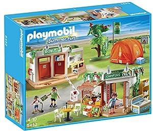 Playmobil - Camping (5432)