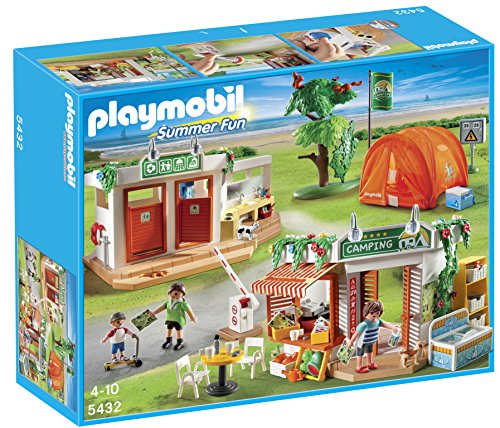 Playmobil Camp Site 5432 front-1058335