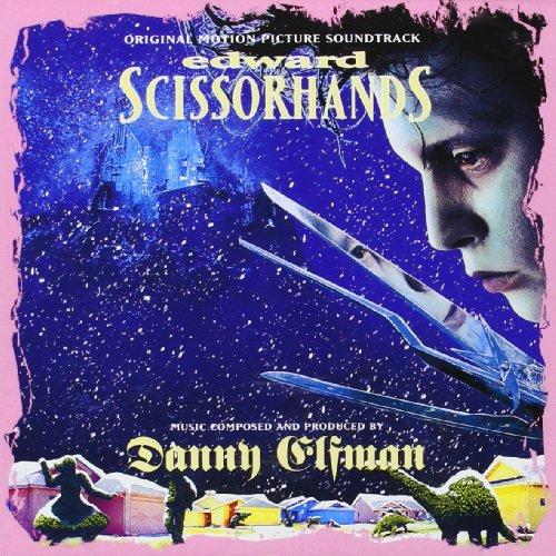 Danny Elfman - Edward Scissorhands [Original Motion Picture Soundtrack] - Zortam Music