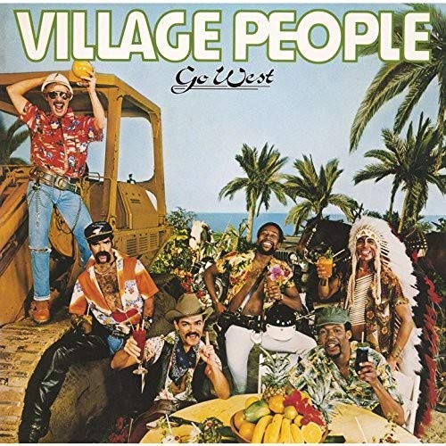 CD : The Village People - Go West (disco Fever) (Reissue, Japan - Import)