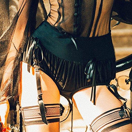 rangyrsra-bustiers-lift-ligueros-3-corner-pantalones-m-negro