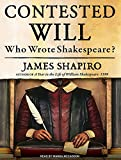 img - for Contested Will: Who Wrote Shakespeare? book / textbook / text book