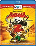 Kung Fu Panda 2 [Blu-ray 3D + Blu-ray + DVD + Digital Copy] (Bilingual)
