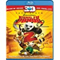 Kung Fu Panda 2 3D (3D BD/Blu-Ray/DVD/Digital Copy Combo)
