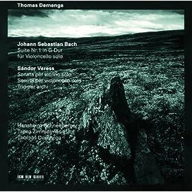 Veress: Sonata For Violin Solo - 2. Adagio