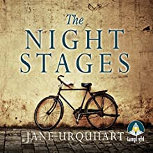 The Night Stages Audiobook by Jane Urquhart Narrated by Charlotte Anne Dore