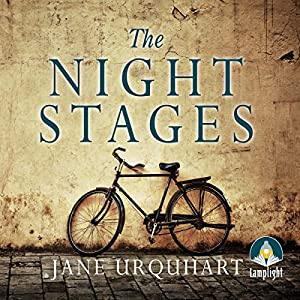 The Night Stages Audiobook